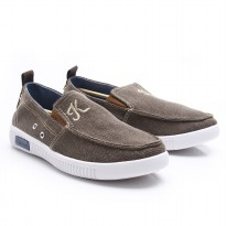 Dr.Kevin Men Casual Slip-On 13272 Brown