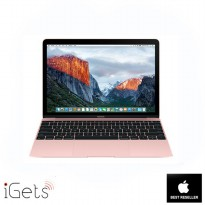 New MacBook 12' MMGL2 SSD 256GB ( Rose Gold ) 2016 Free Application