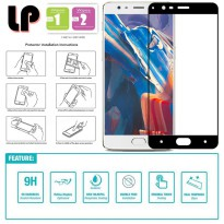 LP Full Tempered Glass OnePlus 3