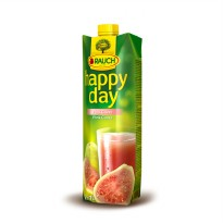 Happy Day Pink Guava Fruit Juice 1 L