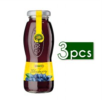 Rauch Blueberry Juice 200 mL ( 3 Pcs )