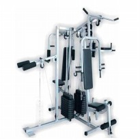 ALAT FITNESS ANGKAT BEBAN HOME GYM 4 SISI T-2600