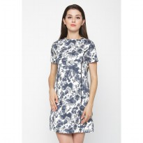 Agatha Gabriel Flower Printed Dress 4569.D