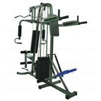 Home Gym 2 Sisi + Stepper Tiang Besar T-1952