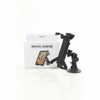 MOUNT HOLDER(B) NEMPEL KACA, JEPIT DVD PORTABLE, TV MOBIL 7-9-13 INC, TABLET , BRACKET BREKET