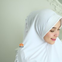 Khimar Safana Good Jersey by Orlin Hijab Official