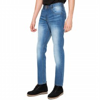 2Nd Red Celana Panjang Jeans Fashion Trendy/Jeans Fashion Murah/Jeans Model Abadi Biru Muda 121269