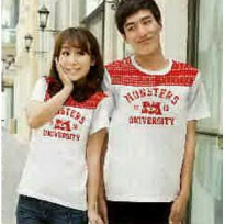 Kaos Couple / Baju Pasangan / Soulmate monsters