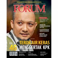 [SCOOP Digital] Forum Keadilan / ED 46 APR 2017
