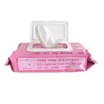 Oh, tissue wipes 80 pieces 10 pieces gathered two giveaways