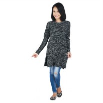 Raindoz Knit/Sweater Wanita RIYx002 Wosakaniza grey