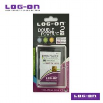 LOG-ON Battery For Mito A360 / Fantasy One - 4.5 inch - DoublePower & IC - Garansi 3 Bulan