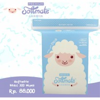 Softmate Basic Tissue (200 sheets)