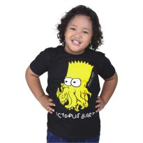 Catenzo Junior Kaos/Tshirt Anak CPSx044 Octopus