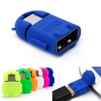 Android Silicone OTG Micro USB smart connection kit | On The Go Cable | Android Device