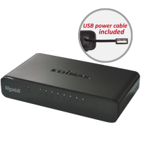 Edimax unmanaged switch ES-5800G V3