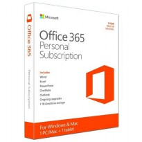 (Best Seller) Microsoft Office 365 Personal -1pc 1thn