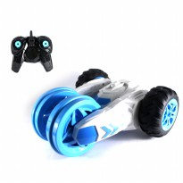 Remote Control Fancy Stunt All Wheel Drive White