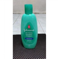 Jhonson's no more tangles shampoo (384 ML)