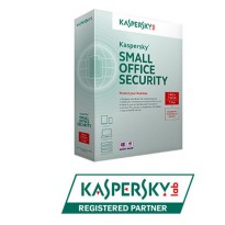 (Sale) Kaspersky Small Office Security 1 Server 10 Client