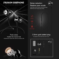 Usams Headset In-Ear EP-17