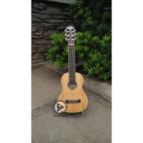 Cowboy Guitalele Natural Plus Softcase