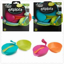 Tommee Tippee Easy Scoop Feeding Bowl - Mangkok Makan Bayi