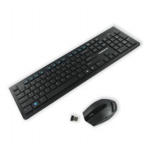 CONSON WIRELESS Mouse & Keyboard Bundle 2.4G BERGARANSI