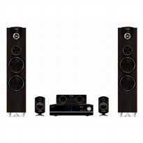 Polytron Big Band Theater BB 5510 Full Hifi - Black