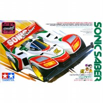 (Kirim Sore Ini) Tamiya Sonic Saber Mini4WD - Original Guaranteed