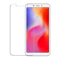 Robot For Redmi 6/6A 2.5D Tempered Glass Phone Screen