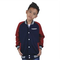 Catenzo Junior Jaket Anak CTKx246 Biru Navy