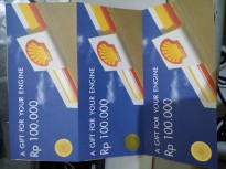 Voucher Shell Nominal 100rb