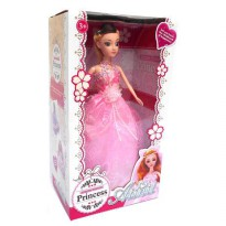 Atinil dazzle dance princess - Boneka dance princess - mainan anak - ages 3+