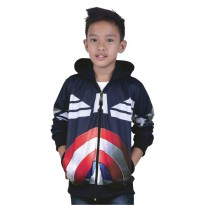 Catenzo Junior Jaket Anak CYIx161 'Captain A'