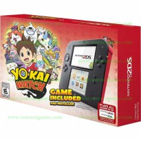 2DS (3DS Game) Yo-kai Watch Bundle CFW Permanen (Luma+A9LH+HG9) 16GB