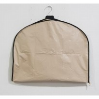 COVER JAS/SARUNG PAKAIAN ANTI AIR PLUS HANGER JEPIT