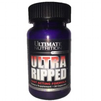 Ultimate Nutrition Ultra Ripped Fast Acting Formula 30 Capsul