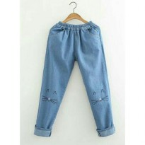 Celana Cats Denim