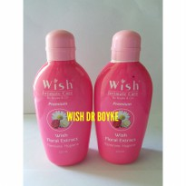 Premium Floral Extract - Produk Wish Dr Boyke