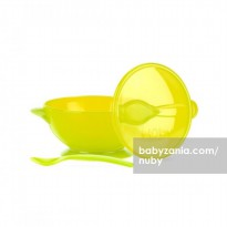 Nuby Garden Fresh Easy Go Suction Bowl and Spoon