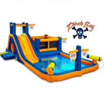 [poledit] Blast Zone Pirate Bay Inflatable Combo Water Park and Bounce by Blast Zone (R2)/12187476