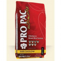 PRO PAC Ultimates All Life Stages Chicken & Brown Rice Formula 12kg