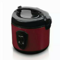 Sharp Rice Cooker KS-N18MG-RD (Red) Cap. 1.8 Liter 3in1, 400 Watt