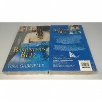 Novel historical romance In the Barrister's Bed Tina Gabrielle