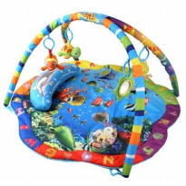 (Playmat) Playmate Ladila Ocean World