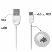 35cm | Micro USB Kabel Data Cable | MRO-35 Avantree - Vivan - Hippo