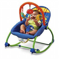 (Diskon) Bouncer Fisherprice Infant to Toddler Biru