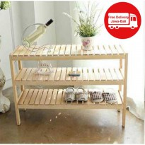 SHOES RACK 3T LARGE 90 X 26 X 62,5 (CM)