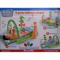 #Mainan Edukasi Baby Gift Rainforest